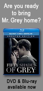 """Fifty Shades of Grey DVD"""" width=""""180"""" height=""""380"""